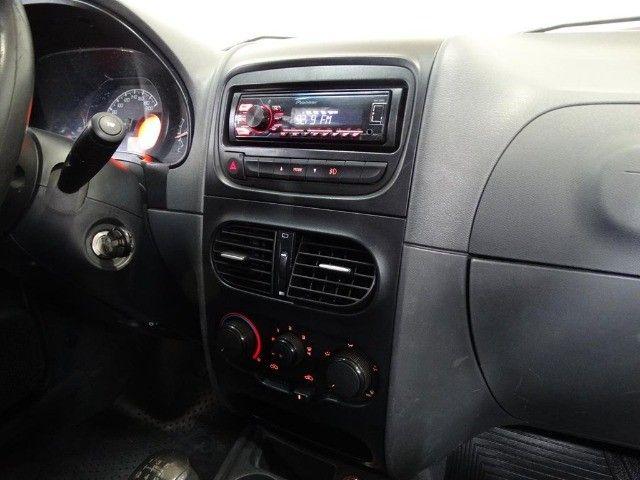 Fiat Strada Hard Working Cab. Estendida 1.4 Flex 2p Cinza - Foto 10