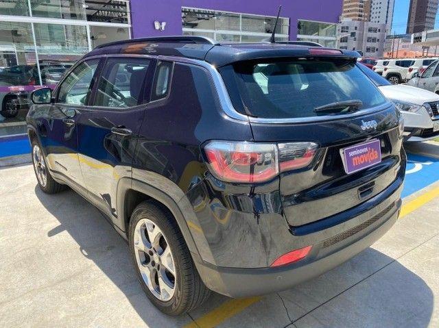 Apenas Hoje!!!Jeep Compass Longitude 2.0 4x2 Flex Aut. 2019/2020 - Foto 10
