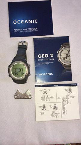 Computador de Mergulho Oceanic GEO 2 - Foto 2