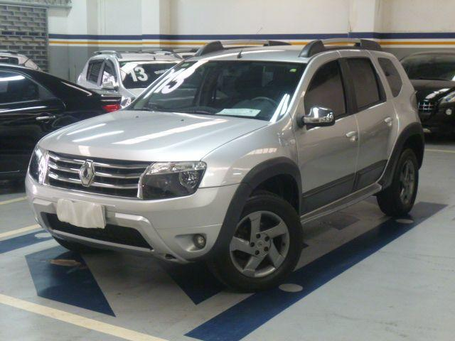 RENAULT DUSTER 1.6 TECH ROAD 2013