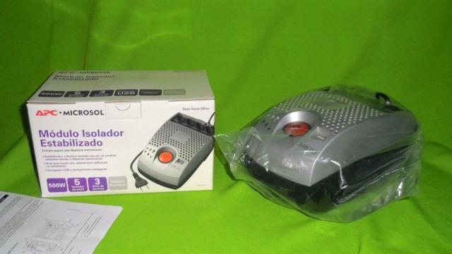 Módulo Isolador Estabilizador Apc Microsol Mie G3 500 Premium