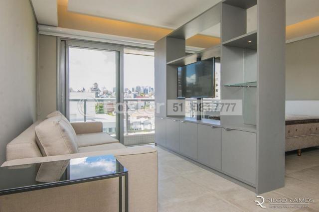 Apartamento à venda com 1 dormitórios em Auxiliadora, Porto alegre cod:164024 - Foto 2