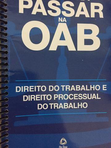 Como passar na OAB