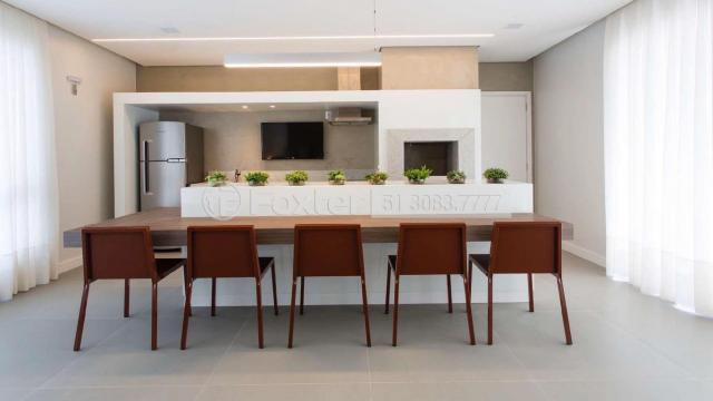 Apartamento à venda com 1 dormitórios em Auxiliadora, Porto alegre cod:164024 - Foto 18