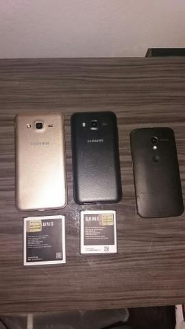 Três celular só precisa de display!