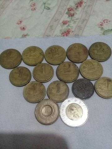 Moedas antiga 1 Cruzeiro 1945