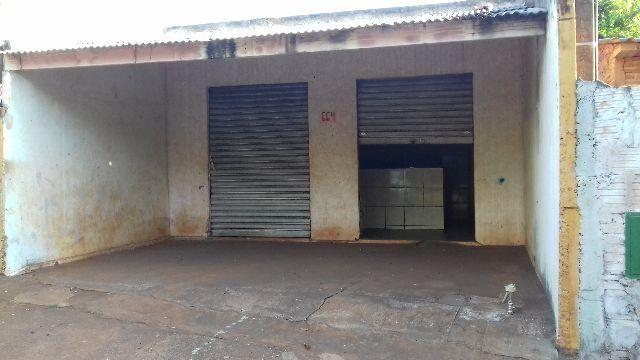 Casa + Salão Comercial - Jd. Cruzeiro do Sul