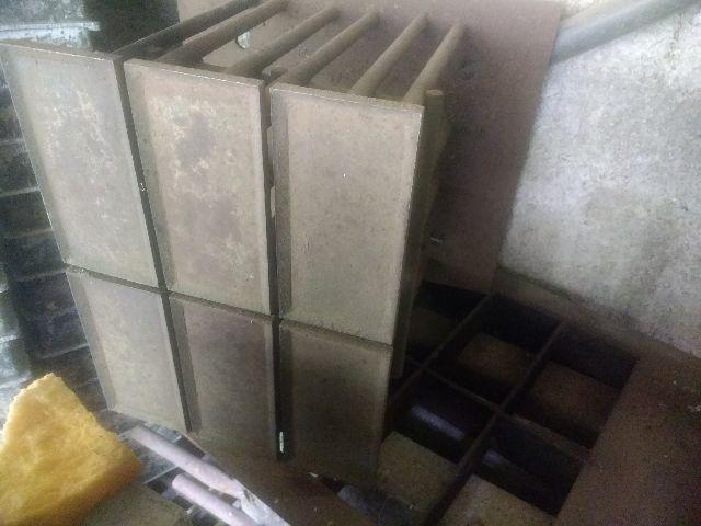 Formas para Artefatos de Cimento