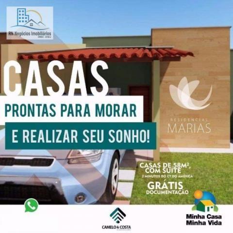 Casa Residencial Marias, Santa Tereza, Parnamirim