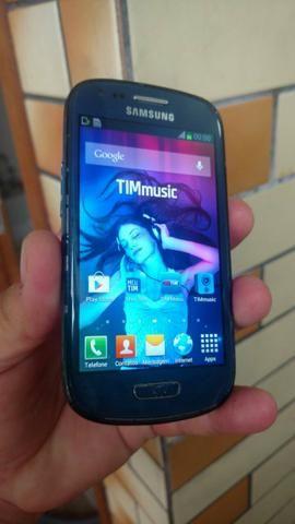 Samsung Galaxy s3 mini 8gb só 150