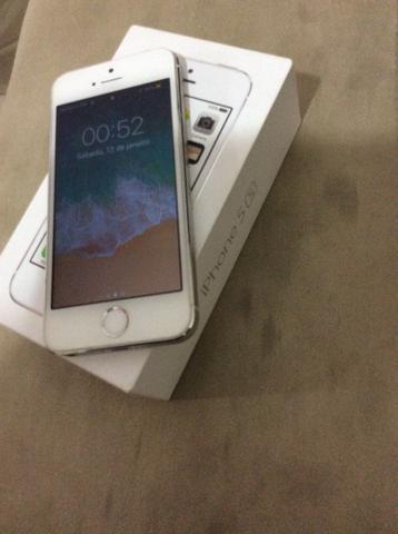 Troco iPhone 5s sem sinal (LEIAM)