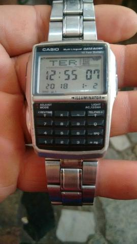 Vendo esse relógio Cássio