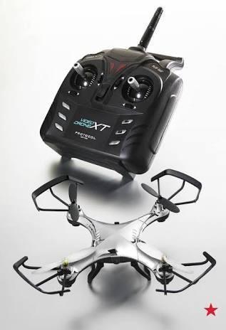 Protocol Video Drone XT