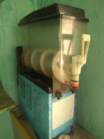 Máquina de Fazer Raspa Raspa