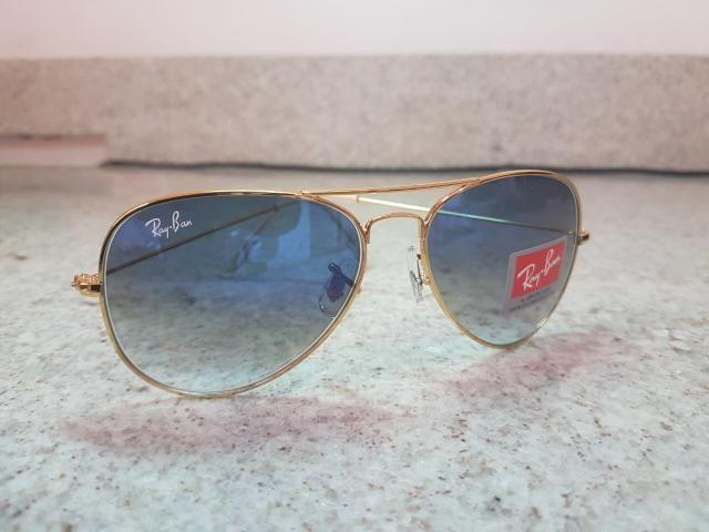 Óculos aviador ray bam