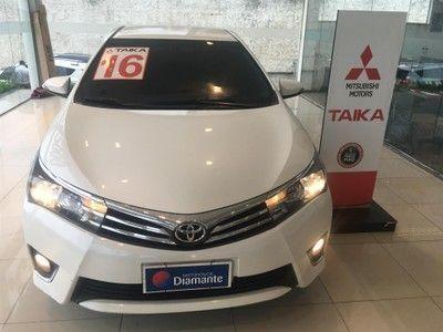 Toyota Corolla 1.8 Gli Upper Flex Automatico