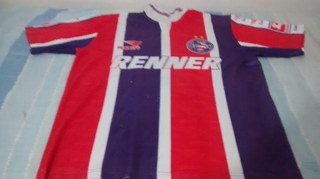 Camisa Bahia 1997 - Rara - Penalty - G(veste M)