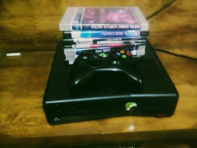 Xbox 360 Desbloqueio 3.0+ 8 Jogos Funcionando