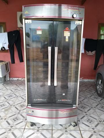 Máquina de frango giratória (50 frangos)