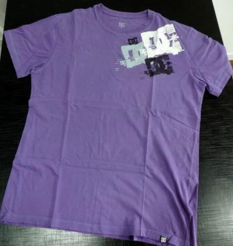 Camiseta Dc Shoes Original P