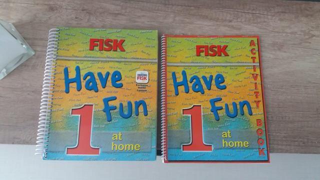 Livros do curso FISK