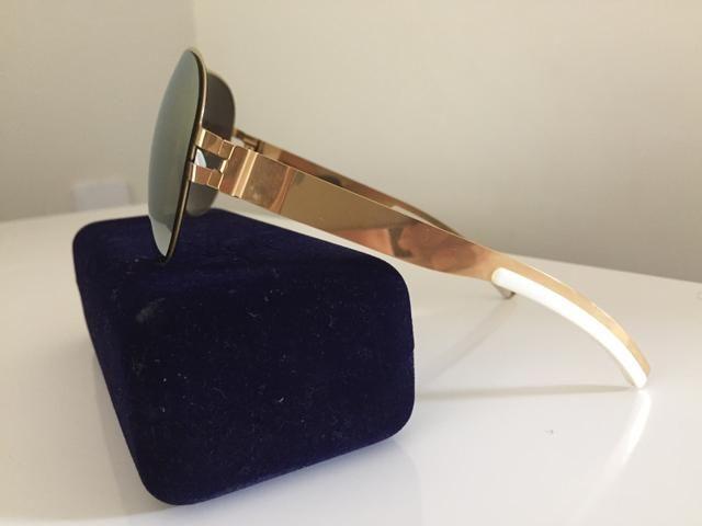 Óculos de Sol Original Mykita Gold