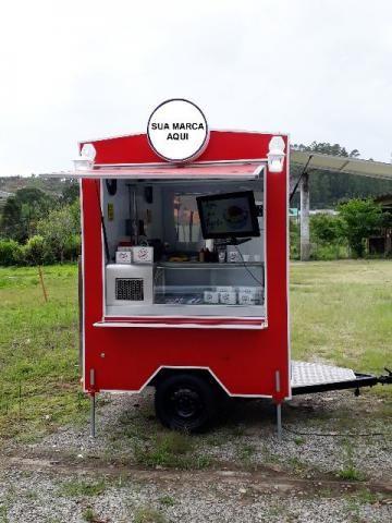 Food Truck com Carro - Completo