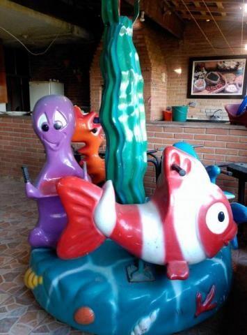 KID Rider brinquedo para buffet ou area de diversão