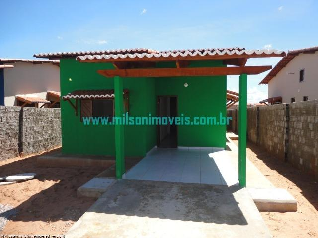 Bela Casa com suíte no moinho dos ventos em Extremoz/RN - Zero De Entrada