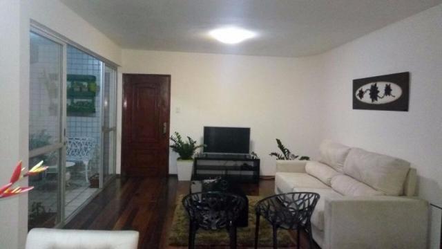 Apartamento próximo ao Colégio Motivo | 163m² | 3 quartos | 2 vagas em Boa Viagem - 3 qua