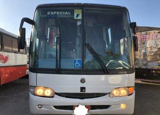 Ônibus fretamento comil 3.45