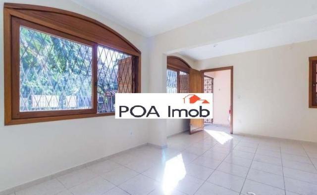 Casa com 4 dormitórios para alugar, 144 m² por r$ 3.500,00/mês - vila ipiranga - porto ale - Foto 4