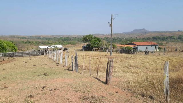Vendo sítio, no município de Chapada dos Guimarães, à 80 km da cidade - Foto 3