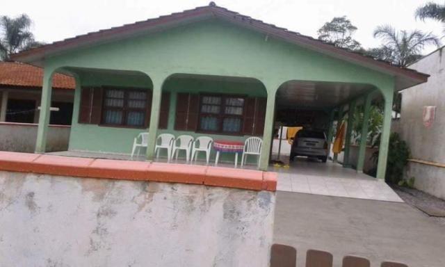 Casa de praia/usada para venda em itapoá, barra do sai, 3 dormitórios, 2 banheiros, 2 vaga - Foto 2