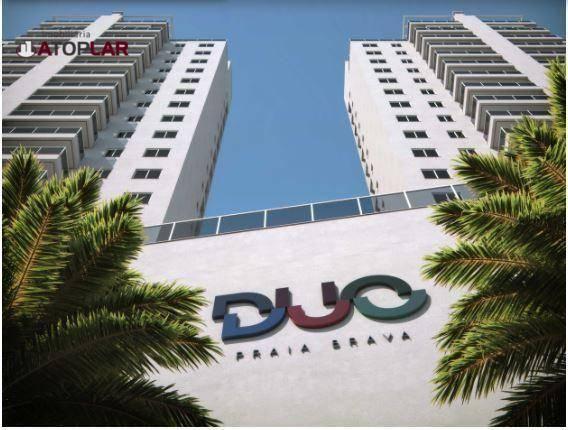 Apartamento com 3 dormitórios sendo 01 suíte à venda, 88 m² por r$ 563.813 - praia brava - - Foto 4
