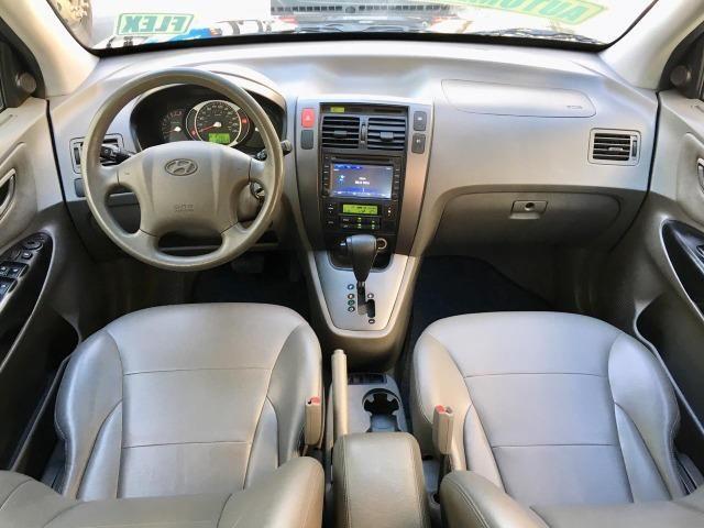 Hyundai Tucson Automatico Flex Completo 35mkm - Foto 7