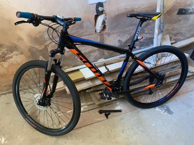 Bicicleta - Mountain bike - aro 29 - Foto 3
