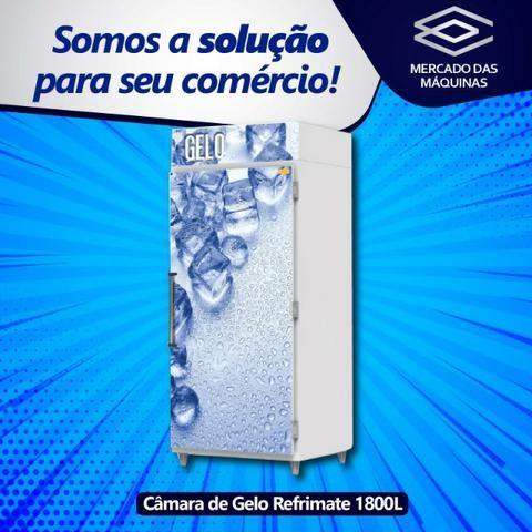 Mini Câmara de gelo vários tamanhos