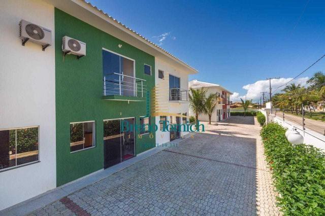 Casa com 3 dormitórios à venda, 125 m² por R$ 350.000 - Vilage I - Porto Seguro/BA