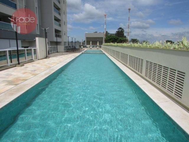 Apartamento com 3 dormitórios para alugar, 132 m² por r$ 3.800/mês - jardim olhos d'agua -