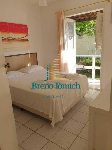 Apartamento com 2 dormitórios à venda, 48 m² por R$ 220.000,00 - Taperapuã - Porto Seguro/ - Foto 20