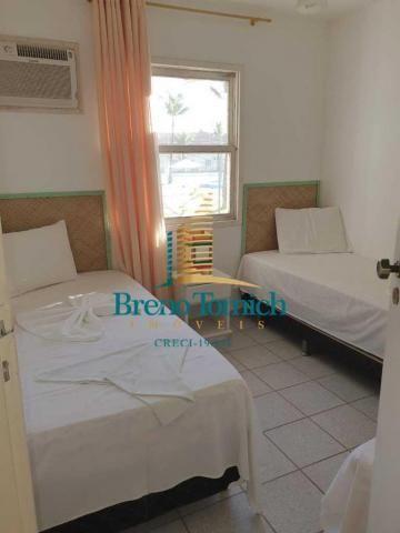 Apartamento com 2 dormitórios à venda, 48 m² por R$ 220.000,00 - Taperapuã - Porto Seguro/ - Foto 16