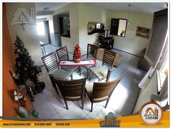 Vendo casa com 3 quartos no bairro maraponga - Foto 4