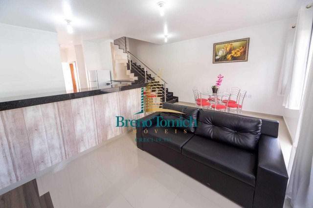 Casa com 3 dormitórios à venda, 125 m² por R$ 350.000 - Vilage I - Porto Seguro/BA - Foto 6