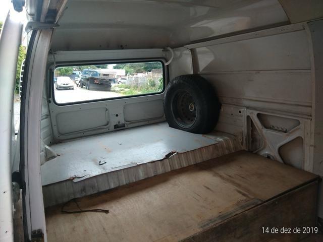 Kombi furgão 1.4 GNV flex 2012 - Foto 5