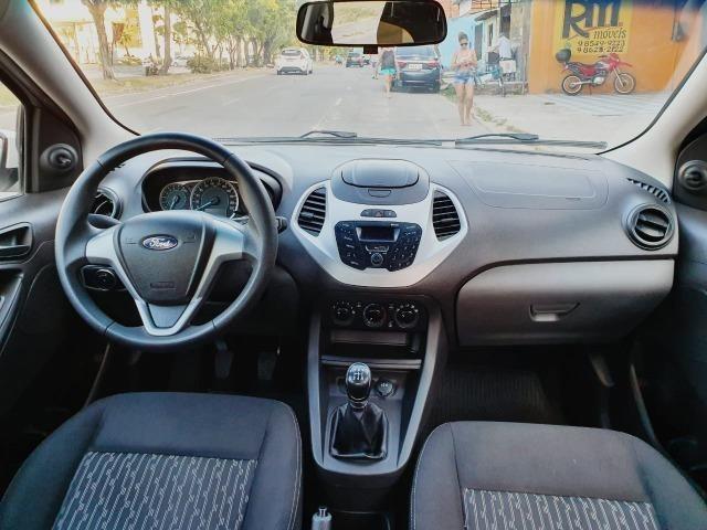 Ka 2018 1.0 SE Hatch Manual Extra IPVA 2020 Grátis - Foto 2