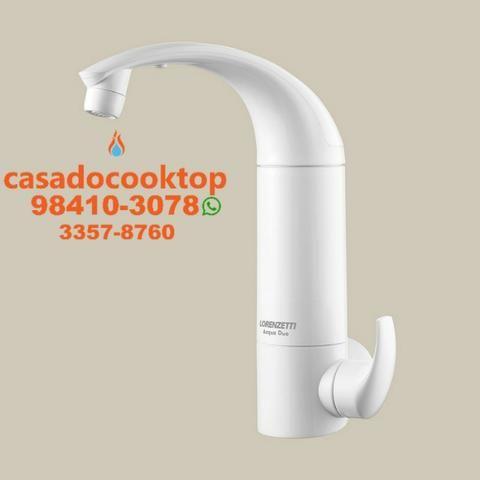 Purificador de Agua Acqua Due Parede Branco 7411040