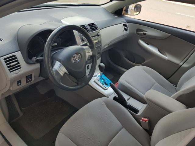 Corolla GLI 1.8 Flex 2013 Aut. Unico Dono 68.000km - Foto 10