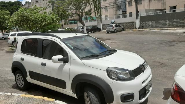Fiat uno way ,2016 unica dana,,completo,baixe vender hoje - Foto 2