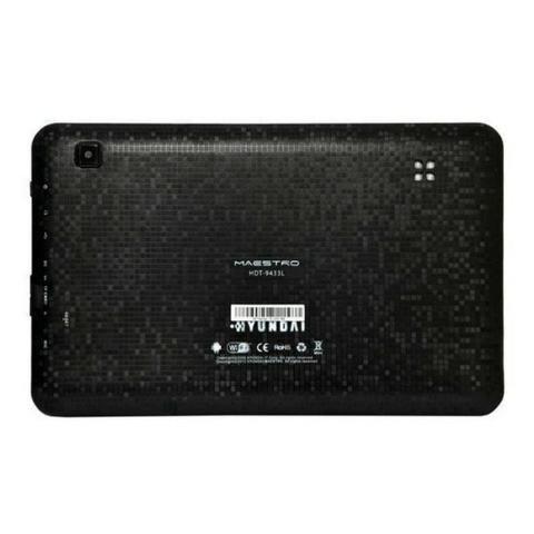 "Tablet Hyundai Maestro Tab HDT-9433L+ 9.0"" Wi-Fi 8GB - Preto - Foto 2"